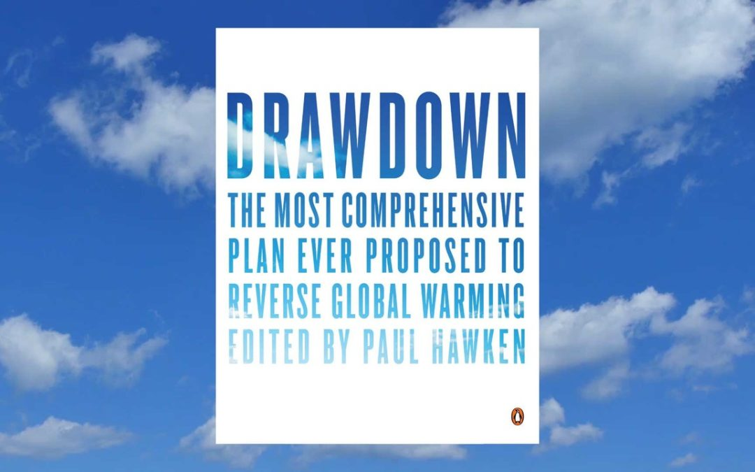 Drawdown research into the solutions to global warming: Does this change everything?