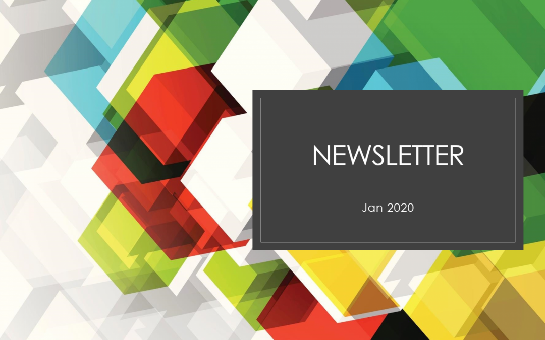Newsletter – January 2020
