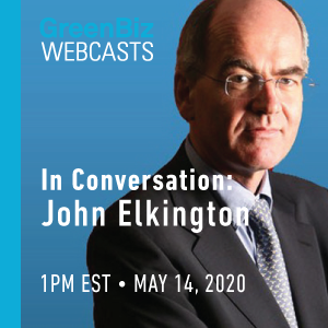 In conversation: John Elkington